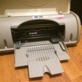 Принтер hp deskjet 3940. Фото 4.