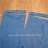 Укорочу ваши джинсы. Фото 1. Сыктывкар.
