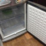Холодильник bosh 180х60х60. Фото 1.
