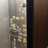 Холодильник bosh 180х60х60. Фото 4.
