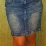 Юбка джинсовая. Фото 1. Краснодар.