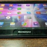 Lenovo ideatab a7600 16gb 3g. Фото 1.
