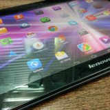 Lenovo ideatab a7600 16gb 3g. Фото 3.