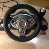 Компьютерный руль. Фото 3.