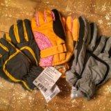 Перчатки тёплые зимние, мужские / женские новые⛷❄️. Фото 1.