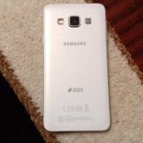 Samsung galaxy a3. Фото 3.