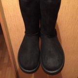"""Обувь (""""плюшевые"""" угги). Фото 1. Развилка."""