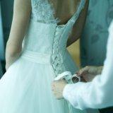 Свадебное платье. Фото 2. Омск.