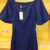 Платье лиза муромская, новое, размер 46. Фото 1.