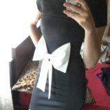 Платье с бантом. Фото 1. Ростов-на-Дону.