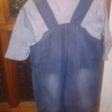 Рубашка и комбинезон. Фото 2. Фрязино.