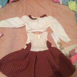 Платье для модницы. Фото 3.