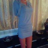 Платье-туничка. Фото 2.