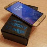 Samsung s7, s7 edge 32, 64, 128 gb. гарантия. Фото 1.
