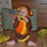 Новогодний костюм обезьянки. Фото 1.