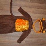 Новогодний костюм обезьянки. Фото 2.