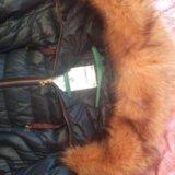 Пуховик изумрудного цвета. Фото 3. Химки.