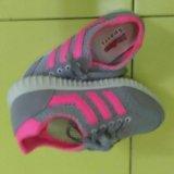 Новые кроссовки. Фото 2.