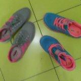 Новые кроссовки. Фото 4.
