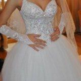 Свадебное платье. Фото 2. Железнодорожный.