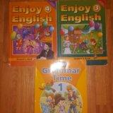 Учебники по английскому языку. Фото 1. Мытищи.