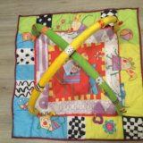 Развивающий коврик taftoys. Фото 1. Самара.