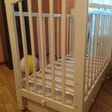 Детская кроватка. Фото 2. Дзержинский.
