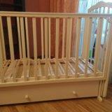 Детская кроватка. Фото 3. Дзержинский.
