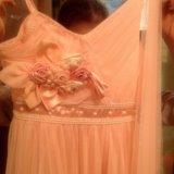 Платье бальное нарядное. Фото 2. Москва.