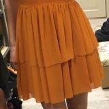 Коктейльное платье h&м. Фото 1.