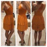 Коктейльное платье h&м. Фото 2.