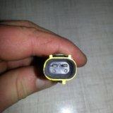 Датчик температуры включения вентилятора охлаждени. Фото 2.