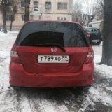 Honda jazz. Фото 2. Пермь.
