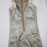 Платье в белестках вечернее. Фото 3. Сургут.