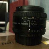 Nikon 50mm (ручной фокус). Фото 2.