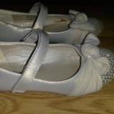 Нарядные туфли для девочки. Фото 2. Химки.