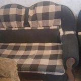 Мягкая мебель.  диваны и кресла. четверка. торг. Фото 2.