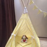 Палатка вигвам. Фото 3. Краснодар.