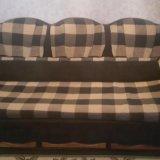 Мягкая мебель.  диваны и кресла. четверка. торг. Фото 3.