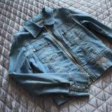 Новая джинсовая куртка 42. Фото 1.
