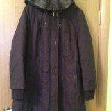 Пальто зимние. Фото 2.