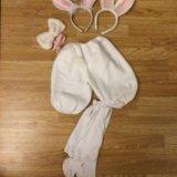 Аксессуары к костюму зайца. Фото 1.