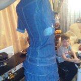 Платье джинсовка. Фото 4. Уфа.