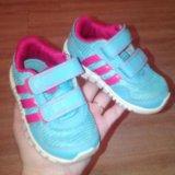 Кроссовки adidas детские. Фото 1. Краснодар.