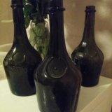 Старинные бутылки 19 век. Фото 1. Калининград.