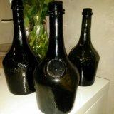 Старинные бутылки 19 век. Фото 2. Калининград.