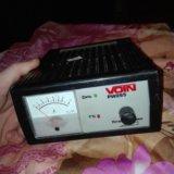 Зарядное для аккумуляторов  (woin pw-265). Фото 1.
