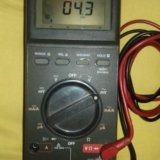 Multimeter 27. Фото 2.