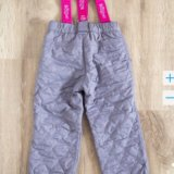 Новые утеплённые брюки, размер 3-4 года. Фото 2. Самара.