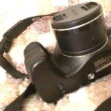 Sony cuber-shot dsc-h100. Фото 1.
